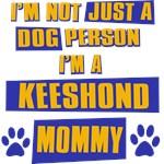 Keeshound Mommy