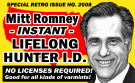 Romney - All Kinds of Varmints!