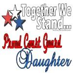 Proud Coast Guard Daughter