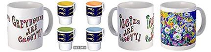 Wrap-Around Coffee Mug Designs