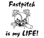 Fastpitch Is My Life!