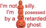 Funny I'm Possesed Halloween Shirts