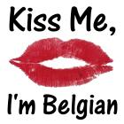 Kiss Me, I'm Belgian