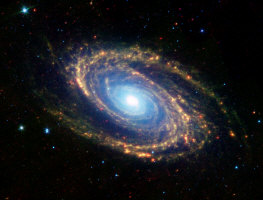UPDATED: Spiral Galaxy