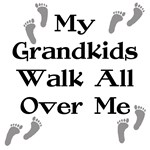 Grandkids Walk All Over Me