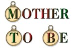 Christmas Mother To Be