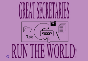 EDUCATION/GREAT SECRETARIES