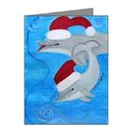 Santa Dolphins