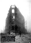 Phelan Building ~ Earthquake and Fire
