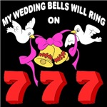 Wedding bells on triple 777
