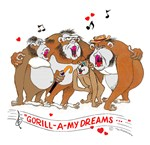 GORILL-A MY DREAMS