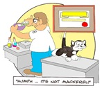 Hmmph ... it's not Mackerel!