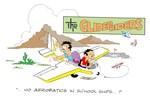 NO AEROBATICS IN SCHOOL SHIPS