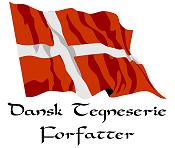 Dansk Tegneserie Forfatter