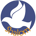 SHALOM Dove Shirts