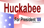 Mike Huckabee for President