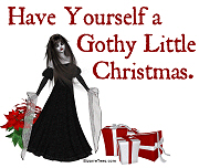 Gothy Little Christmas