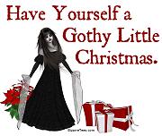 Gothy Little Christmas