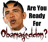 Ready For Obamageddon T-Shirts