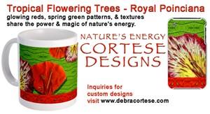 Tropical Flowering Trees