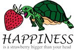 Happiness is (Strawberry)