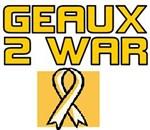 GEAUX 2 WAR