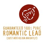 100% Pure Romantic Lead - Keira Knightly Design