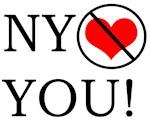 NY doesn't ♥ U!!
