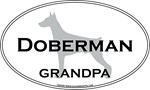 Doberman GRANDPA