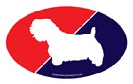 UK Flag Sealyham Terrier