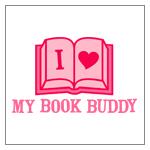 I (Heart) My Book Buddy