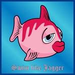 Swim Like Jagger