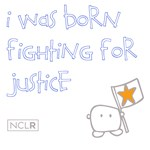 Born Fighting for Justice Star