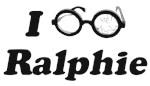 Ralphie Broken Glasses