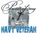 Proud of My Navy Veteran