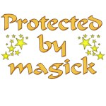 Protected by Magick Designs