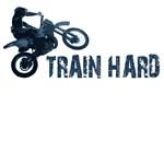 Motocross. Train Hard. Clothing & gifts