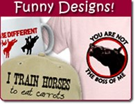 Funny Horse Sayings, Quotes on Gifts & Clothes!