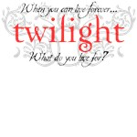 Twilight Live Forever Design
