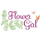 Butterfly Flower Girl