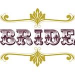 Bride (Wine & Chartreuse)