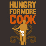 Hungry for more Cook