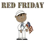 Red Friday Navy
