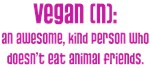Vegan definition (PETA)