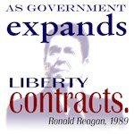 Reagan Government Expands Liberty Contracts