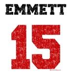 Vampire Baseball TM (Heart) - Emmett 15
