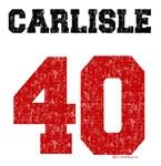 Vampire Baseball TM (Heart) - Carlisle 40