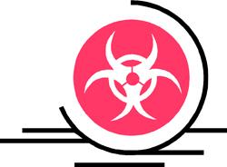 Pink Biohazard
