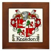 Reardon Coat of Arms & More!