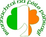 Click Here For Gaelic Tricolor Shamrock